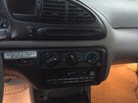 Picture of 2000 Ford Contour 4 Dr SE Sedan, interior