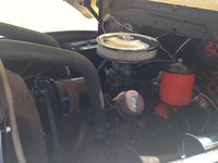 Picture of 1953 Ford F-250, engine