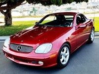 Picture of 2001 Mercedes-Benz SLK-Class SLK320, exterior