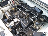 Picture of 1963 Chevrolet Corvair, engine