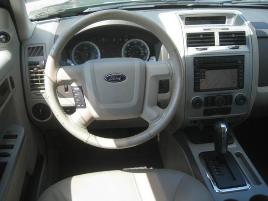 2008 Ford Escape Hybrid Interior Pictures Cargurus