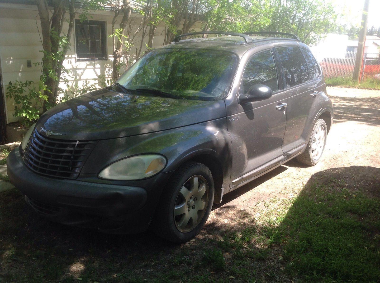 Chrysler Pt Cruiser Questions If The Timing Belt Breaks Does It 2000 Pontiac Grand Prix Engine Diagram Water Pump On A 3 8 Motor Not Known Has Ever Been Changed Before Bought Car For 150000 At Garage Sale 3rd Owner I Love My Gloria