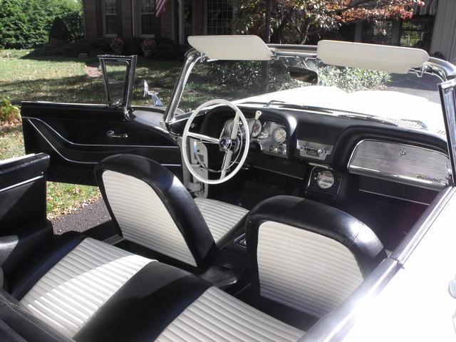 1959 Ford Thunderbird Interior Pictures Cargurus