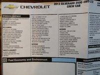 Picture of 2013 Chevrolet Silverado 2500HD LTZ Crew Cab SB 4WD