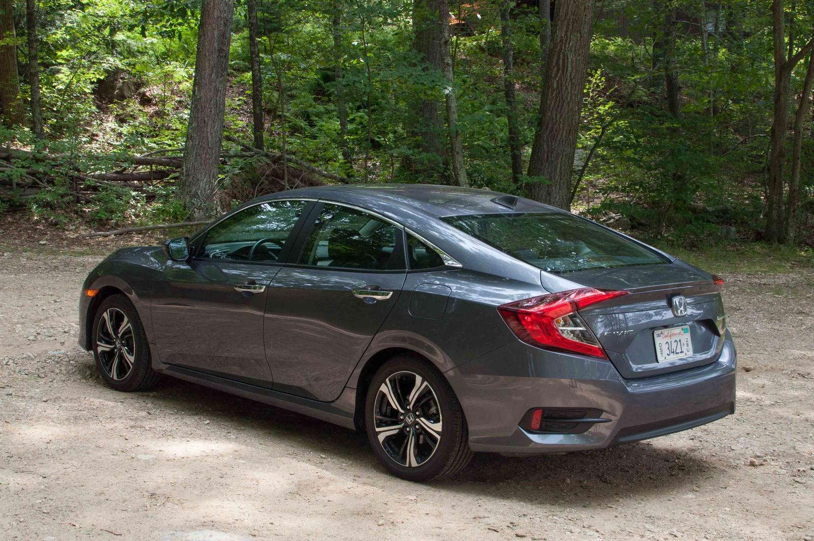 Picture of 2016 Honda Civic