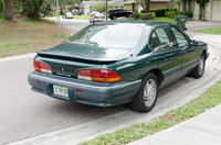 Picture of 1994 Pontiac Bonneville 4 Dr SSE Sedan, exterior