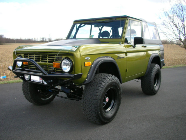 Picture of 1974 Ford Bronco