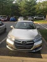 Picture of 2014 Honda Accord Plug-In Hybrid Base, exterior