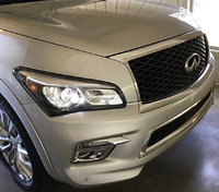 Picture of 2015 Infiniti QX80 Base, exterior