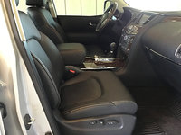 Picture of 2015 Infiniti QX80 Base, interior