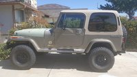Picture of 1989 Jeep Wrangler Sahara, exterior