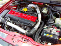 Picture of 1997 Saab 900 2 Dr SE Turbo Convertible, engine