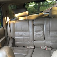 Picture of 1999 Nissan Pathfinder 4 Dr LE 4WD SUV (1999.5), interior