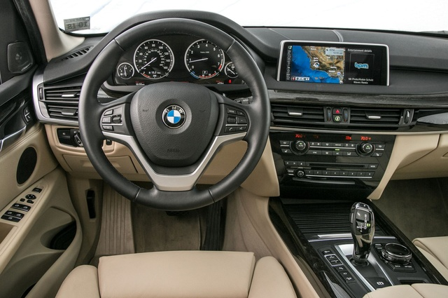 Picture Of 2014 BMW X5 XDrive50i AWD Interior Gallery Worthy