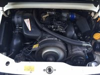 Picture of 1991 Porsche 911 Carrera Convertible, engine