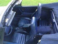 Picture of 1991 Porsche 911 Carrera Convertible, interior