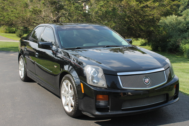 2004 cadillac cts v pictures cargurus. Black Bedroom Furniture Sets. Home Design Ideas