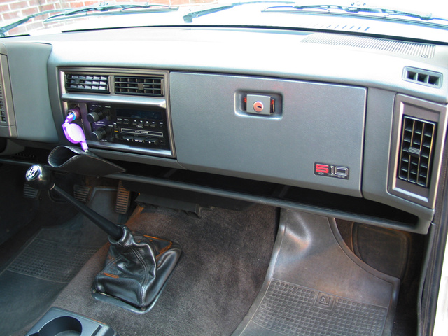 Picture of 1992 Chevrolet S-10 Tahoe Extended Cab SB, interior, gallery_worthy