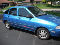 Picture of 1997 Ford Aspire 4 Dr STD Hatchback, exterior, gallery_worthy