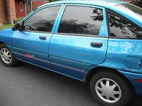 Picture of 1997 Ford Aspire 4 Dr STD Hatchback, exterior