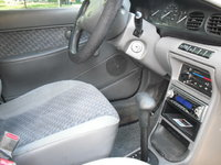 Picture of 1997 Ford Aspire 4 Dr STD Hatchback, interior, gallery_worthy