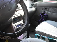 Picture of 1997 Ford Aspire 4 Dr STD Hatchback, interior