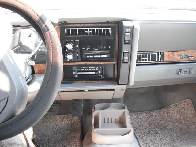 1996 Buick Century - Interior Pictures