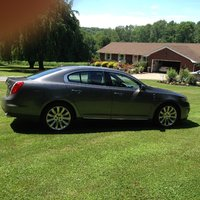 Picture of 2011 Lincoln MKS 3.7L AWD, exterior