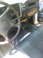 Picture of 1999 Chevrolet C/K 2500 Standard Cab LB, interior