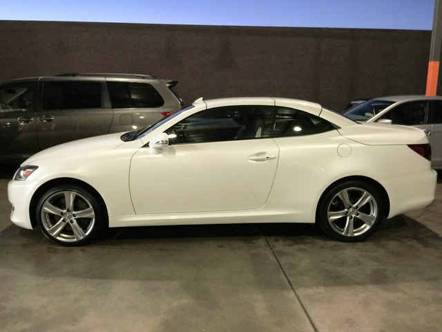 Picture of 2012 Lexus IS 350C Convertible RWD, exterior, gallery_worthy