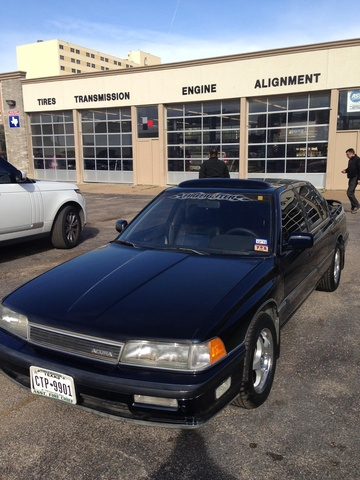 Picture of 1990 Acura Legend Base