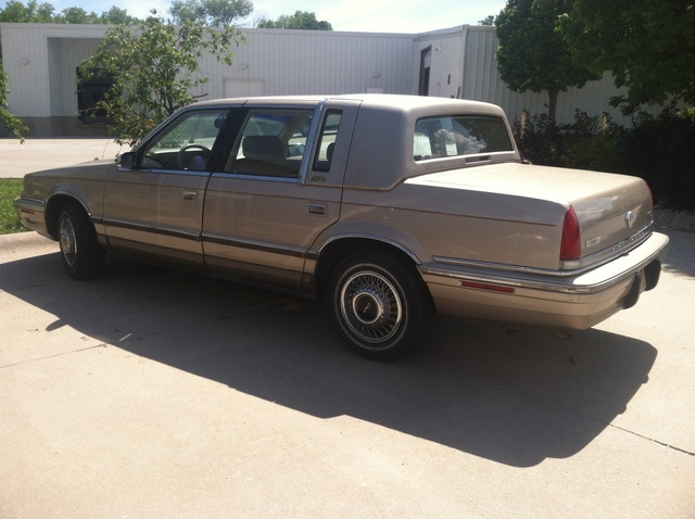 1992 chrysler new yorker cargurus for 1990 chrysler new yorker salon