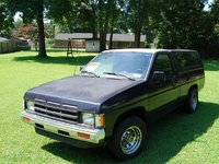 Picture of 1990 Nissan Pickup 2 Dr STD Standard Cab SB, exterior