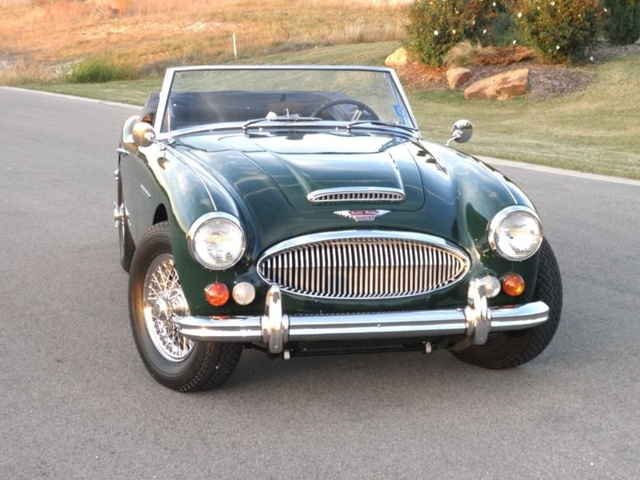 Picture of 1966 Austin-Healey 3000, exterior