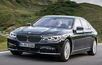 2017 BMW 7 Series, Front-quarter view, exterior, manufacturer, gallery_worthy