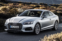 2017 Audi A5, Front-quarter view, exterior, manufacturer, gallery_worthy