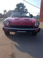Picture of 1982 Fiat 124 Spider, exterior
