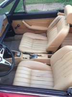 Picture of 1982 Fiat 124 Spider, interior