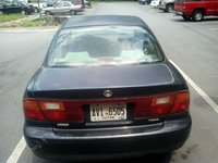 Picture of 1996 Mazda Protege 4 Dr DX Sedan, exterior