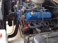 Picture of 1965 Ford F-100, engine