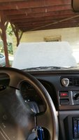 Picture of 2000 Nissan Frontier 4 Dr XE Crew Cab SB, interior