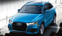 2017 Audi Q3, Front-quarter view., exterior, manufacturer, gallery_worthy