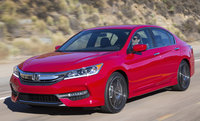 2017 Honda Accord, Front-quarter view., exterior, manufacturer, gallery_worthy