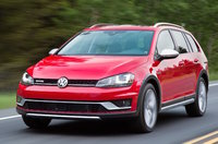 2017 Volkswagen Golf Alltrack Picture Gallery