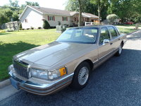 Picture of 1990 Lincoln Continental 4 Dr Signature Sedan, exterior