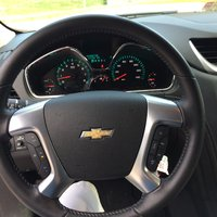Picture of 2015 Chevrolet Traverse 1LT, interior