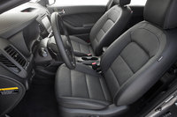 Picture of 2015 Kia Forte5 SX, interior