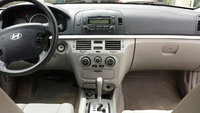 Picture of 2008 Hyundai Sonata GLS, interior