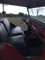 Picture of 1966 Jeep CJ5, interior