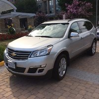 Picture of 2015 Chevrolet Traverse 1LT, exterior